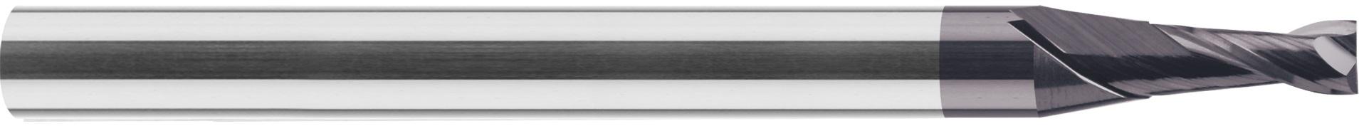 Mini-frez do rowków, chwyt HA, 44 HRc, INOX, VHM TiALN / bez pokrycia (506)