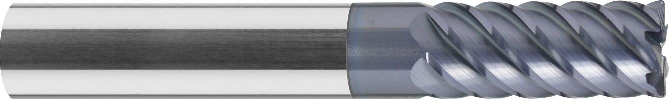 Frez do kopiowania, Multicut, Z-6 > 8, z promieniem naroża, HSC, 65 HRC VHM ALTiN (427)