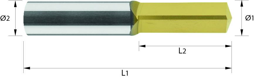 Urządzenie do wyciągania gwintów VHM (700)