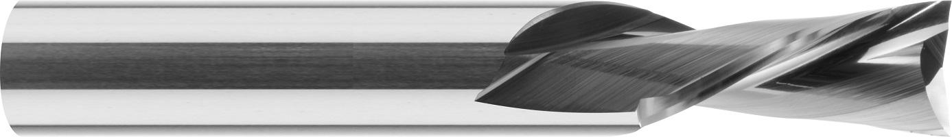 Frez Z-2, ALUMINIUM, TWORZYWA, VHM bez pokrycia (635)