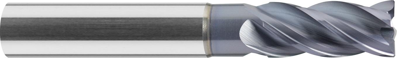 Frez 35/38°, obniżony, faza naroża, Z-4, HB, INOX, HPC, Starmax VHM (483)