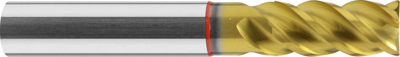 Frez trzpieniowy 45°, Z-4, HA, HPC, Power VHM HP³ (486)